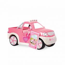 Пикап для куклы с настоящим FM-радио, фото , изображение 2
