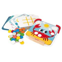 """Сортер-игра с магнитными элементами; серия """"Я учу цвета"""", фото , изображение 4"""