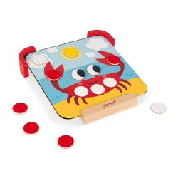 """Сортер-игра с магнитными элементами; серия """"Я учу цвета"""", фото , изображение 5"""