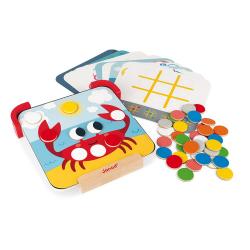 """Сортер-игра с магнитными элементами; серия """"Я учу цвета"""", фото , изображение 11"""