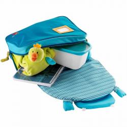 Школьный рюкзак Lilliputiens «Бегемотик Арнольд» , фото , изображение 4