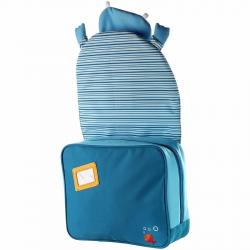 Школьный рюкзак Lilliputiens «Бегемотик Арнольд» , фото , изображение 5