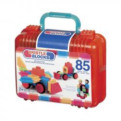 68166 Конструктор игольчатый в чемонданчике 85 дет, фото , изображение 4