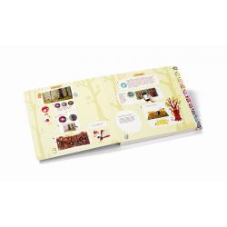 Развивающая интерактивная книжка-лабиринт Lilliputiens «Курочка Офелия» , фото , изображение 7
