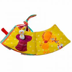 86544 Цирк Шапито: мягкая развивающая книжка-игрушка, фото , изображение 2