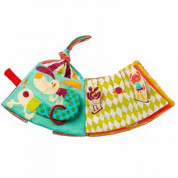 86544 Цирк Шапито: мягкая развивающая книжка-игрушка, фото , изображение 3