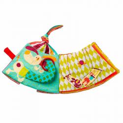 86544 Цирк Шапито: мягкая развивающая книжка-игрушка, фото , изображение 4