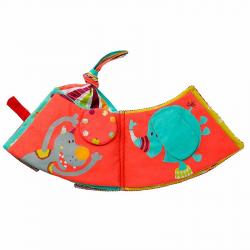 86544 Цирк Шапито: мягкая развивающая книжка-игрушка, фото , изображение 5