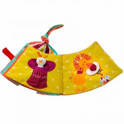 86544 Цирк Шапито: мягкая развивающая книжка-игрушка, фото , изображение 7