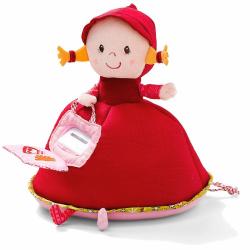 86605 Красная Шапочка: музыкальная мягкая игрушка-копилка, фото