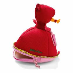86605 Красная Шапочка: музыкальная мягкая игрушка-копилка, фото , изображение 2