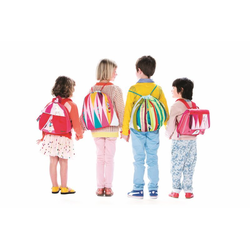 86631 Цирк Шапито: дошкольный рюкзак А5, фото , изображение 2