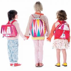 86631 Цирк Шапито: дошкольный рюкзак А5, фото , изображение 4