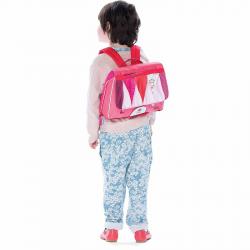 86631 Цирк Шапито: дошкольный рюкзак А5, фото , изображение 7