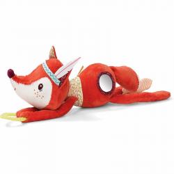 Развивающая интерактивная мягкая игрушка Lilliputiens «Лиса Алиса» , фото , изображение 3