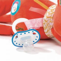 Развивающая интерактивная мягкая игрушка Lilliputiens «Лиса Алиса» , фото , изображение 4