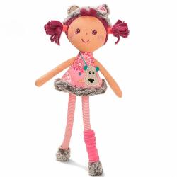 86744 Цезария: мягкая цирковая куколка, маленькая, фото