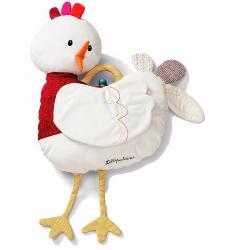 86759 Курочка Офелия: мягкая игрушка-подушка, фото