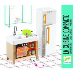 DJECO Мебель для кукольного дома, Кухня 07833, фото , изображение 2