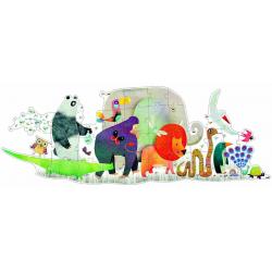 DJECO Пазл – гигант «Животные» 07171, фото