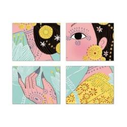 DJECO Раскраска Восточные мотивы, фото , изображение 7