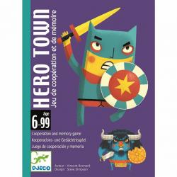 DJECO Наст.карт. игра Супергерой 05143, фото