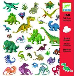 DJECO Наклейки Динозавры 08843, фото