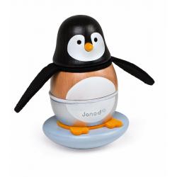 "J08127 Игрушка - пирамидка ""Пингвинчик"", фото , изображение 5"