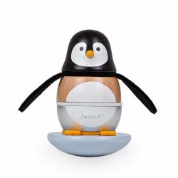 "J08127 Игрушка - пирамидка ""Пингвинчик"", фото"