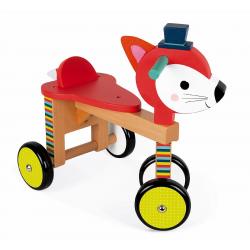 Каталка на колёсиках Janod «Лисичка» , фото , изображение 4