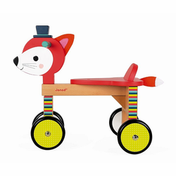 Каталка на колёсиках Janod «Лисичка» , фото , изображение 5