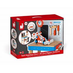 """Верстак детский """"Brico'Kids"""" с магнитными инструментами: 40 аксессуаров, фото , изображение 2"""