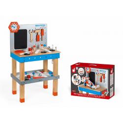 """Верстак детский """"Brico'Kids"""" с магнитными инструментами: 40 аксессуаров, фото , изображение 4"""