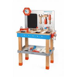"""Верстак детский """"Brico'Kids"""" с магнитными инструментами: 40 аксессуаров, фото , изображение 5"""