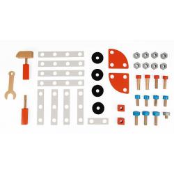 """Верстак детский """"Brico'Kids"""" с магнитными инструментами: 40 аксессуаров, фото , изображение 9"""