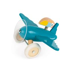 """Каталка-самолет для малышей """"Диего"""", фото , изображение 3"""