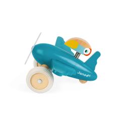 """Каталка-самолет для малышей """"Диего"""", фото , изображение 4"""