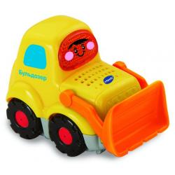 VTECH Бульдозер серии Бип-Бип Toot-Toot Drivers, фото , изображение 2