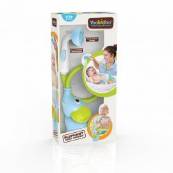 Игрушка для ванны Yookidoo душ «Слоненок»; голубой, фото , изображение 2