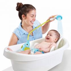 Игрушка для ванны Yookidoo душ «Слоненок»; голубой, фото , изображение 3