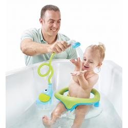 """Игрушка водная душ """"Слоненок""""; голубой, фото"""