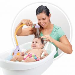"""Игрушка водная душ """"Слоненок""""; фиолетовый, фото , изображение 5"""