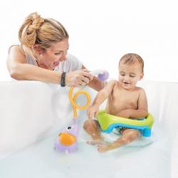 """Игрушка водная душ """"Слоненок""""; фиолетовый, фото , изображение 6"""