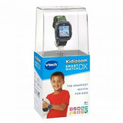 VTECH Детские наручные часы Kidizoom SmartWatch DX  камуфляжного цвета, фото , изображение 2