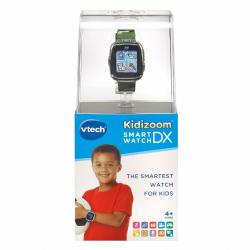 VTECH Детские наручные часы Kidizoom SmartWatch DX  камуфляжного цвета, фото , изображение 4