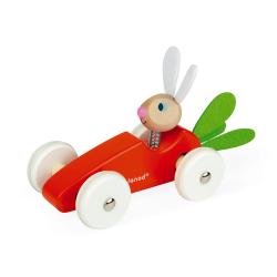 """Каталка-машинка для малышей """"Кролик"""", фото , изображение 3"""