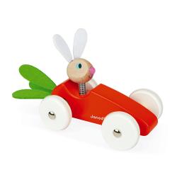 """Каталка-машинка для малышей """"Кролик"""", фото"""