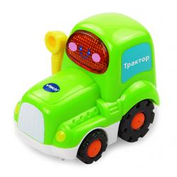 VTECH Трактор с крюком 80-127726, фото