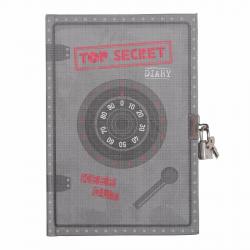 """Личный дневник с замочком """"Совершенно секретно"""", фото"""