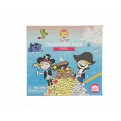 """Набор для рисования """"Пираты""""; малый, фото , изображение 3"""
